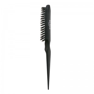 Boar Hair Backcomb Brush