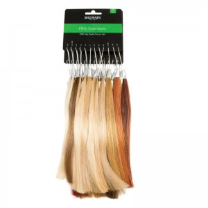 Colorring Fill-In Human Hair and Fiber Hair