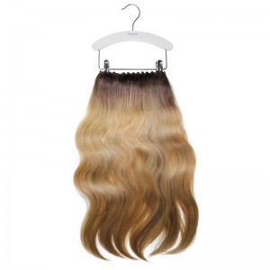 Hair Dress Human Hair 55cm