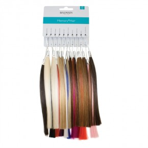 Colorring Memory®Hair Elegance, Hair Make-up, B-loved & Clip-in Fringe