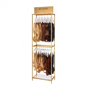 Vitrine Beautè Display Rails