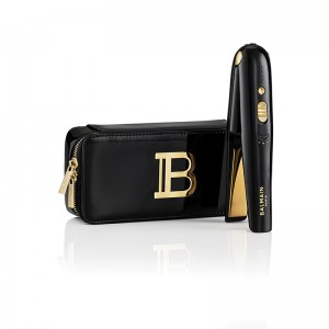 Limited Edition Cordless Straightener FW21 Black Gold