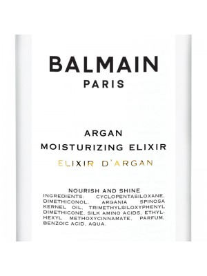 Argan Moisturizing Elixir 100ml