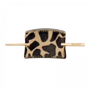 Hair Barrette Giraffe