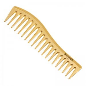 Golden Styling Comb · Limited Edition ·