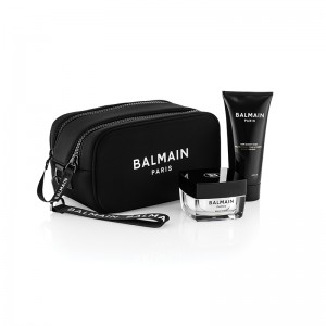 Limited Edition Homme Pouch FW21 (incl Homme Hair and Body Wash & Scalp Scrub)