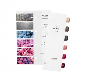 Couleurs Couture SS21 Trend Colourbook Insert