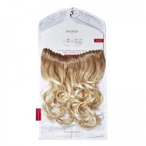 Balmain hair professional clip extensions quick view clip in complete extension memoryhair 40cm pmusecretfo Image collections