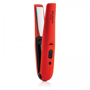 Limited Edition Cordless Straightener SS21 Red