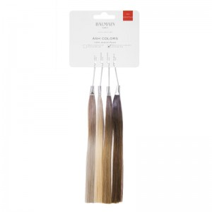 Colorring Memory®Hair Ash Colors