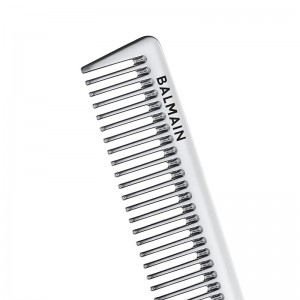 Limited Edition Silver Cutting Comb