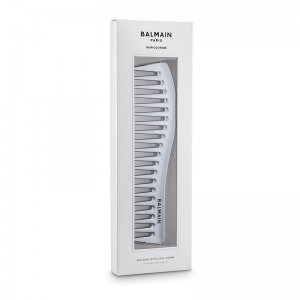 Limited Edition Silver Styling Comb