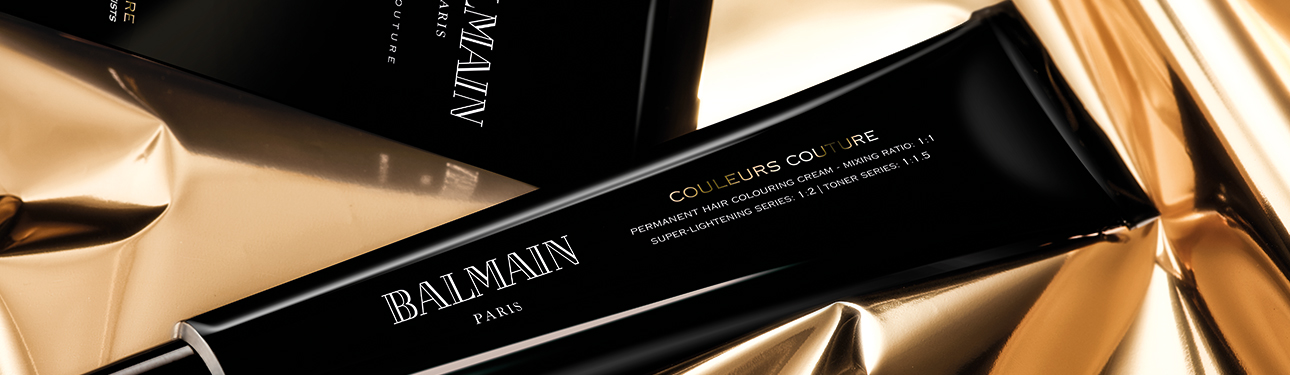 2019 professionista 100% genuino colori e suggestivi Couleurs Couture - Balmain Paris Hair Couture - Professional ...